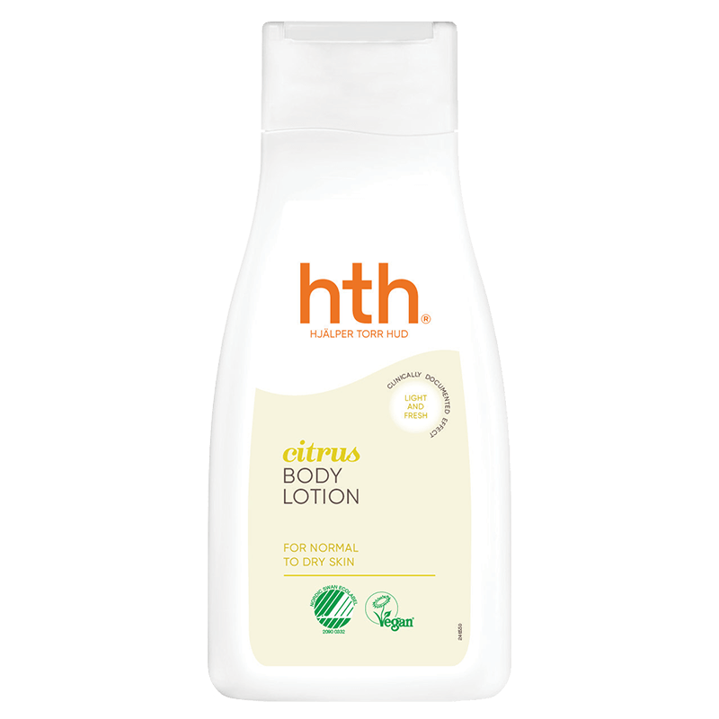 HTH Citrus Body Lotion 400ml